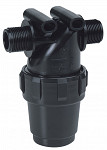 Spare parts of pressure filter - small 30 bar 1/2