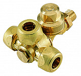 Spare parts of 3 – way nozzle holder