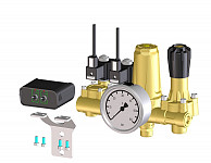 Spare parts of solenoid valves ZTF