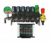 Electro ball valves