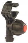 Simple nozzle holder - bayonet