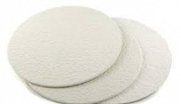 Filter mats - round