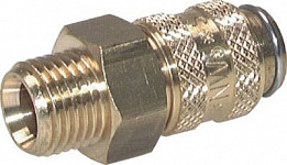 Quick coupling DN 5 - 1/4