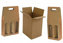Bottle cartons