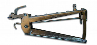 Binding pliers for wire