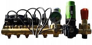 Solenoid valves 5 / comp.
