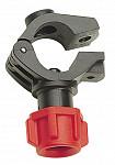 Boom sprayer nozzle holder