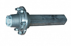 Semi axle F6