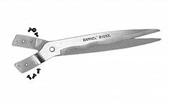Shears blade B1010L