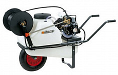 Wheelbarrow sprayer 75 l