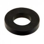 Gasket of quick fitting cap
