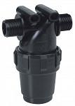 Pressure filter 30 bar 1/2