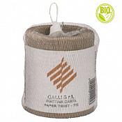 Wire in paper in rolls