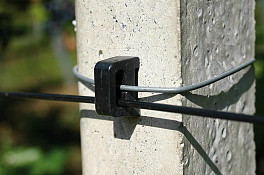 Wire holder Drahtoese