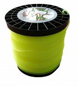 Trimmer line round 4,0 mm / 9 kg for vineyard inter-row trimmer/mower