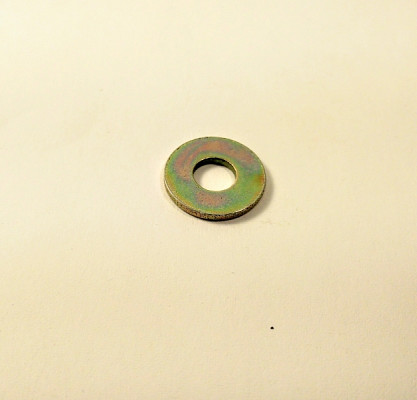 Washer for mower
