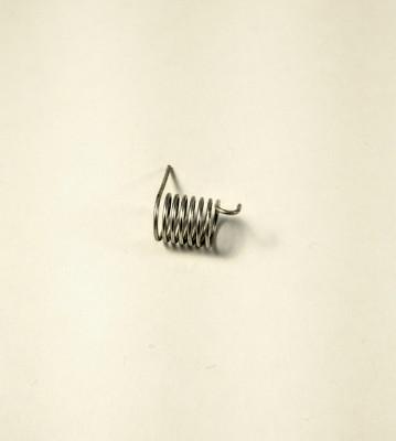 Carburettor spring