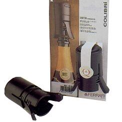 Sparkling wine cap - plastic
