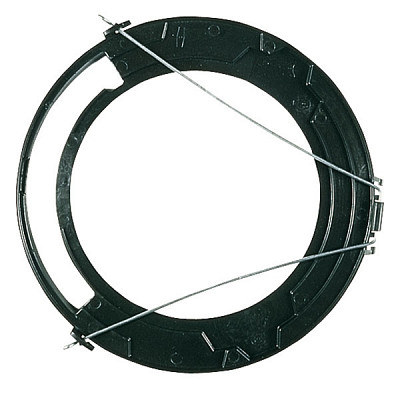 Grass trimmer plate protection