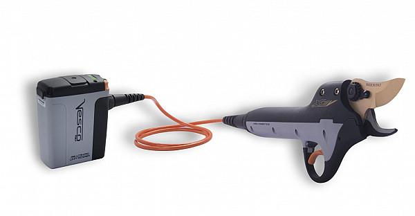 Vesco - professional battery shears X18.V
