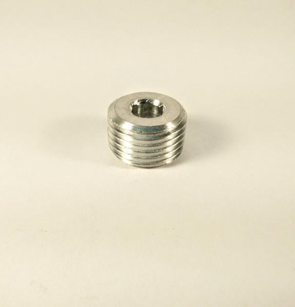 Oil pump screw