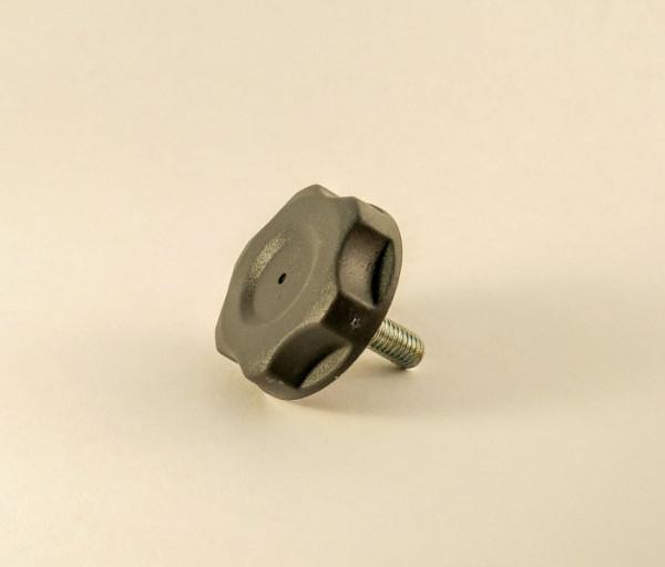 Air filter screw